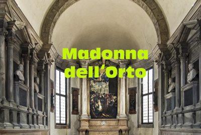 Madonna dell'Orto (Venice) - Chapel Contarini