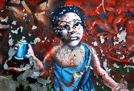 G10 Venice Graffiti