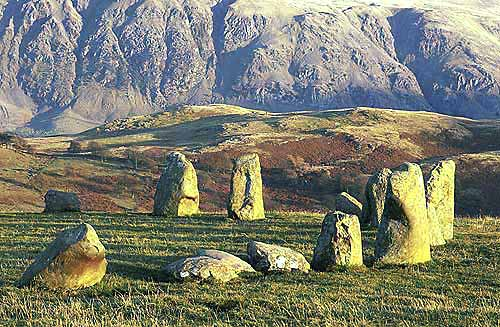 Cumbria-4 Castlerigg