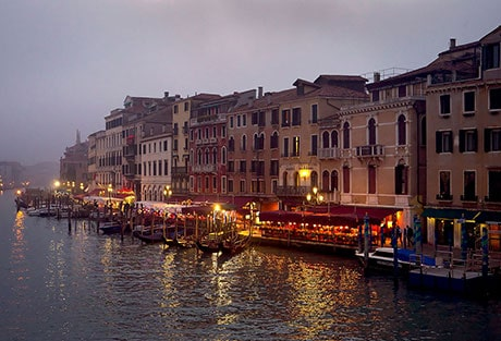 G30 Venice Rialto and Markets