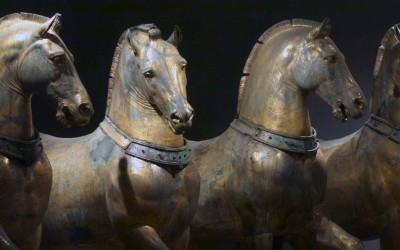 The Four Horses of St Mark's