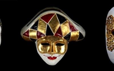 History of the Venetian Mask