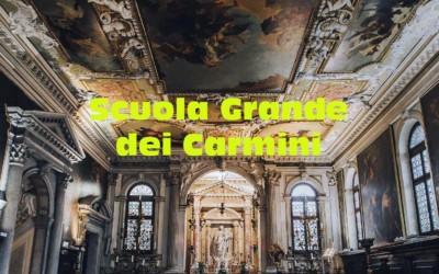 The Scuola Grande dei Carmini