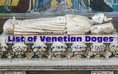 The List of Venetian Doges