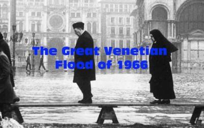 The Great Venetian Flood of 1966