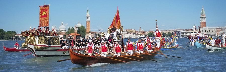 The Festa della Sensa in Venice